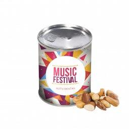 Snacks & More blikje met snoepjes of snacks