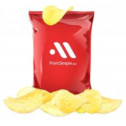 Snacks & More chips zakjes
