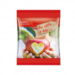 Snacks & More mini zakje appelblokjes