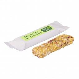 Snacks & More muesli bar apple