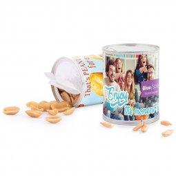 Snacks & More snack blikje