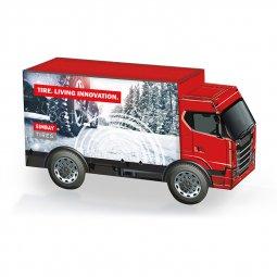 Snacks & More vrachtwagen met snacks