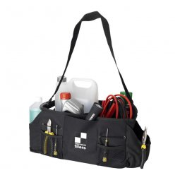 STAC Grizzly portable trunk organizer
