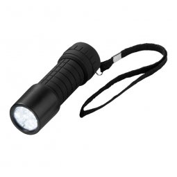 STAC Shine-on 9-LED zaklamp