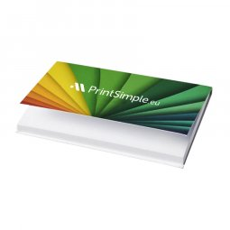 Sticky-mate® soft cover memoblokjes 100x75