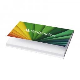 Sticky-mate® soft cover sticky notes 100x75