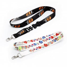 Sublimatie lanyards