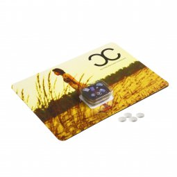 Sweets & More A5 card with hinged tin