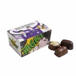 Sweets & More box with Belgium chocolates