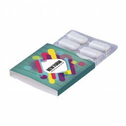 Sweets & More chewing gum blister 6 pieces