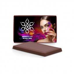 Sweets & More chocolate bar (sugar reduced)