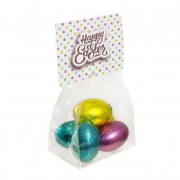 Sweets & More chocolate Easter eggs