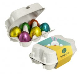 Sweets & More Easter sixpack with wrapper