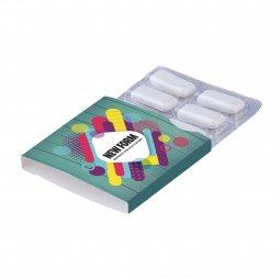 Sweets & More kauwgomblister 6 stuks