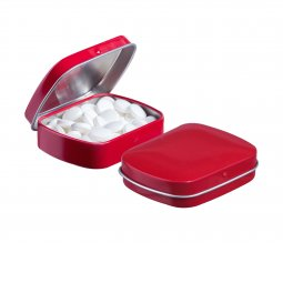 Sweets & More micro hinged tin