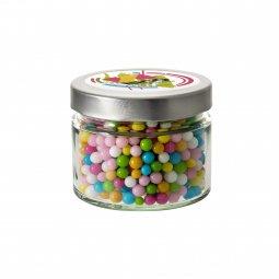 Sweets & More mini glass jar