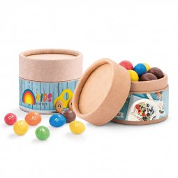 Sweets & More mini papieren eco blikje