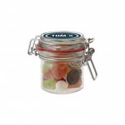 Sweets & More mini weck jar