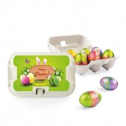 Sweets & More sixpack met paaseitjes