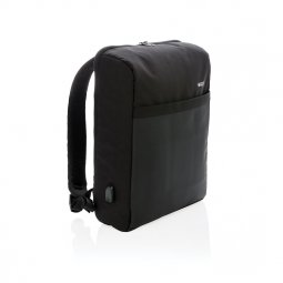 "Swiss Peak 15"" anti-theft backpack"