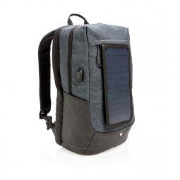 "Swiss Peak Eclipse 15,6"" solar backpack"