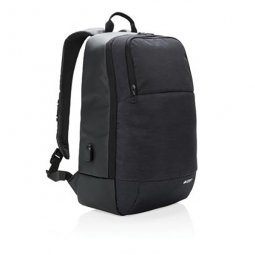 "Swiss Peak Modern 15"" laptop backpack"