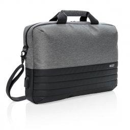 "Swiss Peak RFID 15,6"" laptop bag"