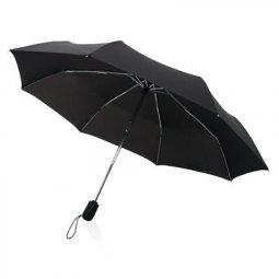 """Swiss Peak Traveller 21"""" umbrella"""