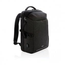 "Swiss Peak XXL 17"" travel backpack with RFID & USB"