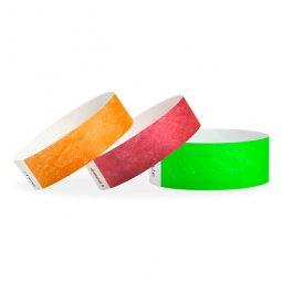 Tyvek wristbands