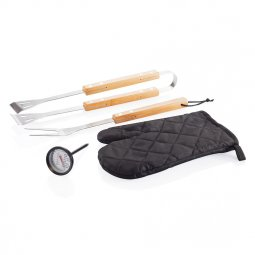 XD Collection 4-delige barbecue set