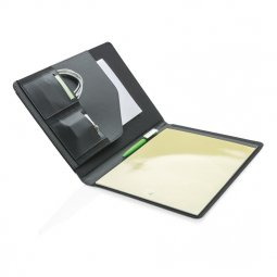 XD Collection A4 Portfolio with smart pocket