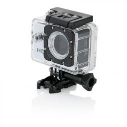 XD Collection Action camera incl. 11 accessoires