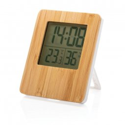 XD Collection Bamboo weather station