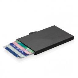 XD Collection C-Secure aluminium RFID kaarthouder