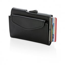 XD Collection C-Secure RFID kaart, munten & sleutelhouder