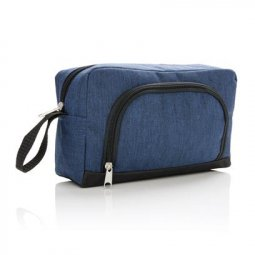XD Collection Classic two tone toiletry bag