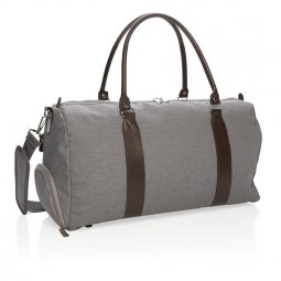 XD Collection Connect travel/weekend bag with USB output