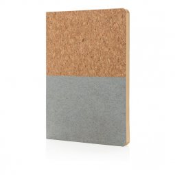XD Collection cork notebook