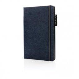 XD Collection Deluxe A5 denim notitieboek