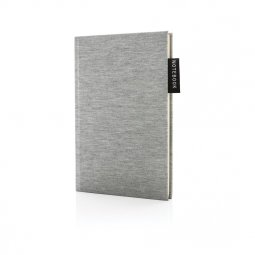 XD Collection Deluxe A5 jersey notebook, ruled