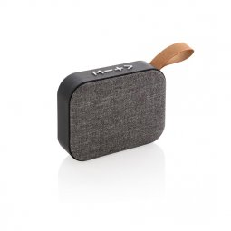 XD Collection Fabric wireless speaker
