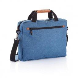 "XD Collection Fashion duo tone 15,6"" laptop bag"