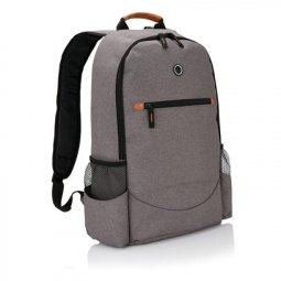 XD Collection Fashion duo tone backpack