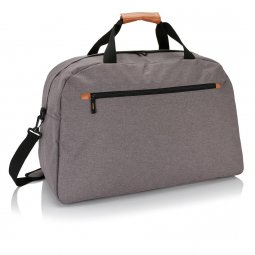 XD Collection Fashion duo tone travel bag