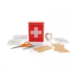 XD Collection First aid tin box