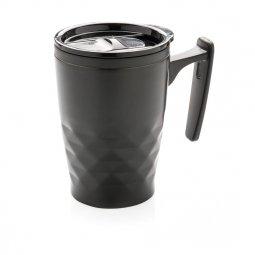 XD Collection geometric travel mug