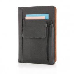 XD Collection notitieboek met telefoonhouder