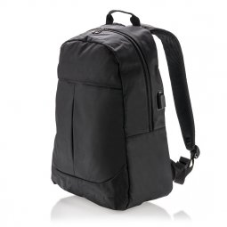 """XD Collection Power 15"""" laptop backpack"""