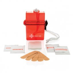 XD Collection Waterproof first aid kit